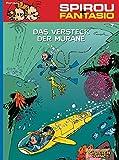 Das Versteck der Muräne: (Neuedition) (Spirou & Fantasio, Band 7)
