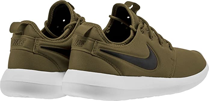c63791c8ed44 Nike Roshe Two Mens Shoe Olive Green  Buy Online at Low Prices in India -  Amazon.in