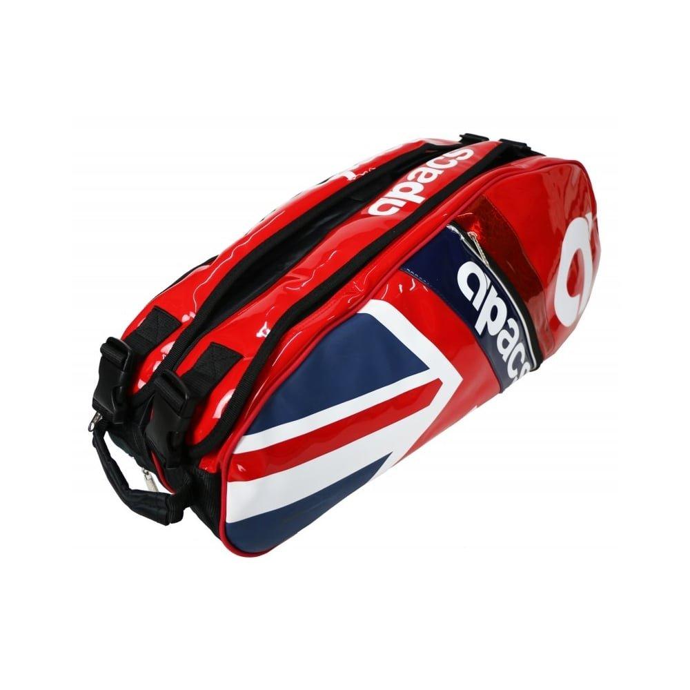 Apacs Union Flag Double Compartment Badminton Racket Bag AP2513