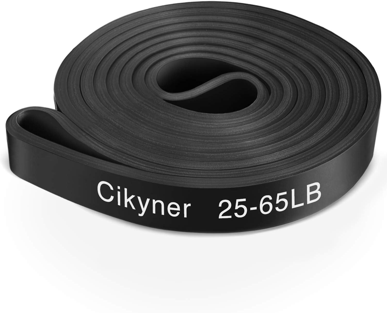 Cikyner bandas de resistencia, bandas de asistencia para dominadas, ejercicios de fitness, ejercicios elásticos para dominadas, levantamiento de ...