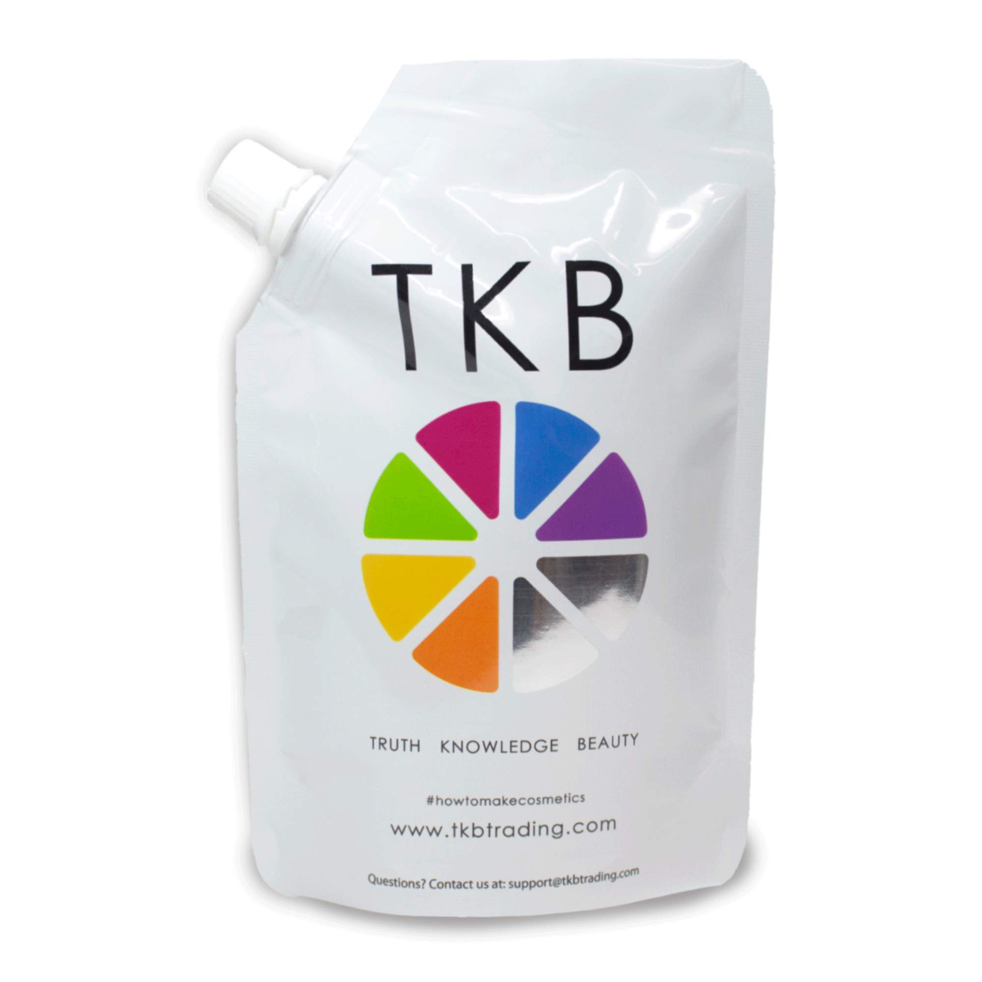 TKB Lip Gloss Base (Versagel) by TKB Trading, LLC