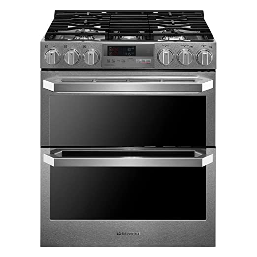 Amazon.com: LG lutd4919sn 7,3 Cu Ft. Combustible Dual ...