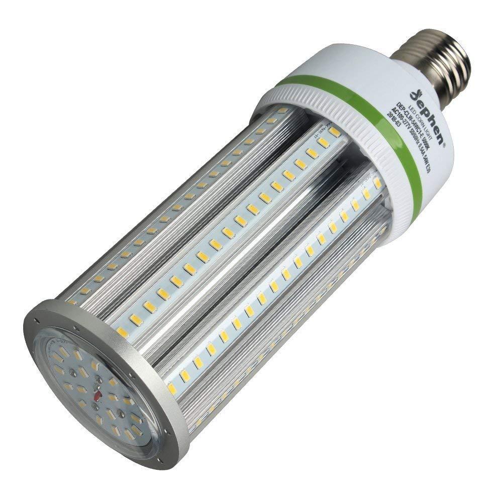 amazon com 54w led corn light led corn bulbs 5000k mogul e39 base