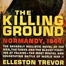 The Killing Ground Audiobook by Elleston Trevor Narrated by Joe Geoffrey