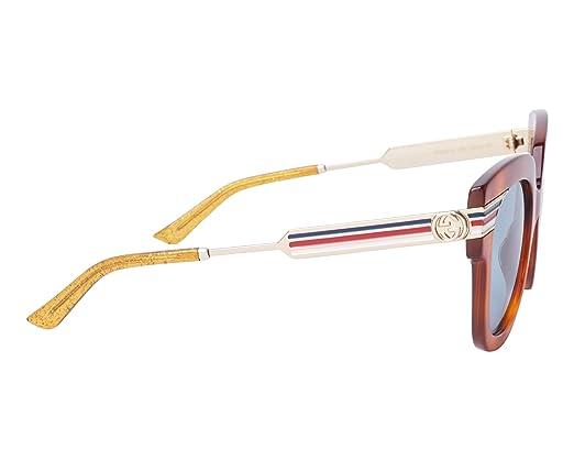 3232898b2e Lunettes de soleil Gucci GG 003: Amazon.fr: Vêtements et accessoires