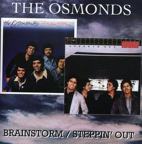 The Osmonds - Brainstorm/Steppin' Out by Osmonds