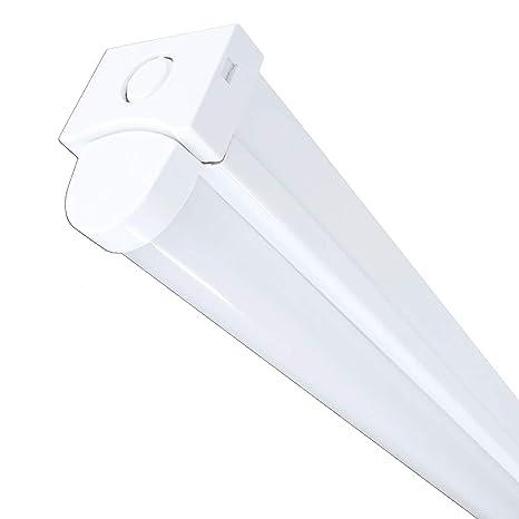 LED Linear Batten Light Fitting 5 ft 60W Twin Power 7200 Lumen LED Batten