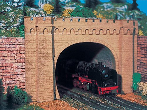- Double Track Tunnel Portal -Moseltal -- 8-13/16 x 5-17/32