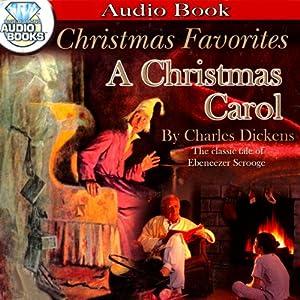 A Christmas Carol [PC Treasures Version] Audiobook