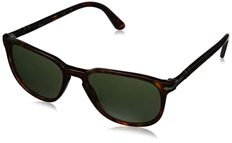6555a8da411d Image Unavailable. Image not available for. Colour: Persol PO3019S  Sunglasses-24/31 Havana (Crystal Green)-55mm