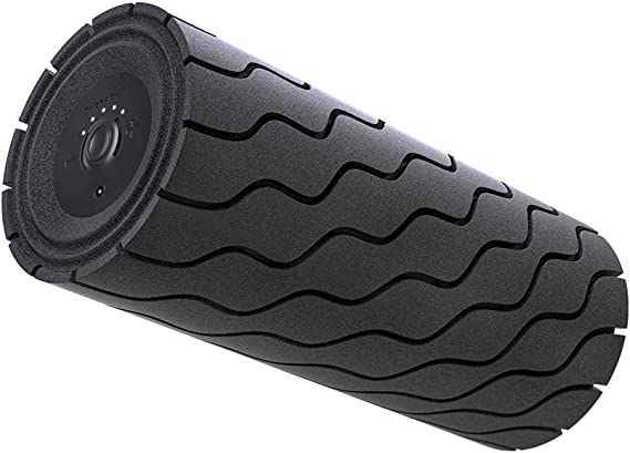 Theagun Wave Roller Vibrating Bluetooth Enabled Smart Foam Roller