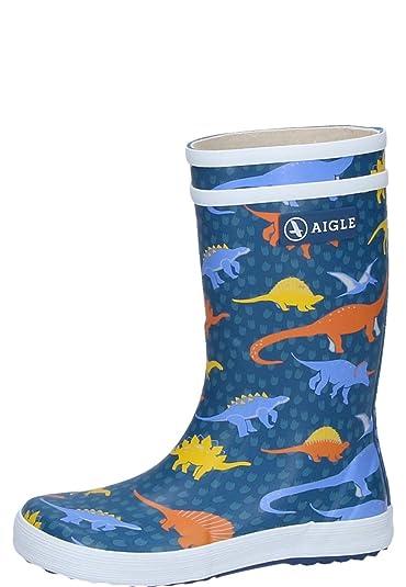sale retailer 8b6a8 d5278 Aigle Kinder Gummistiefel Lolly Pop Kid Dino: Amazon.de ...