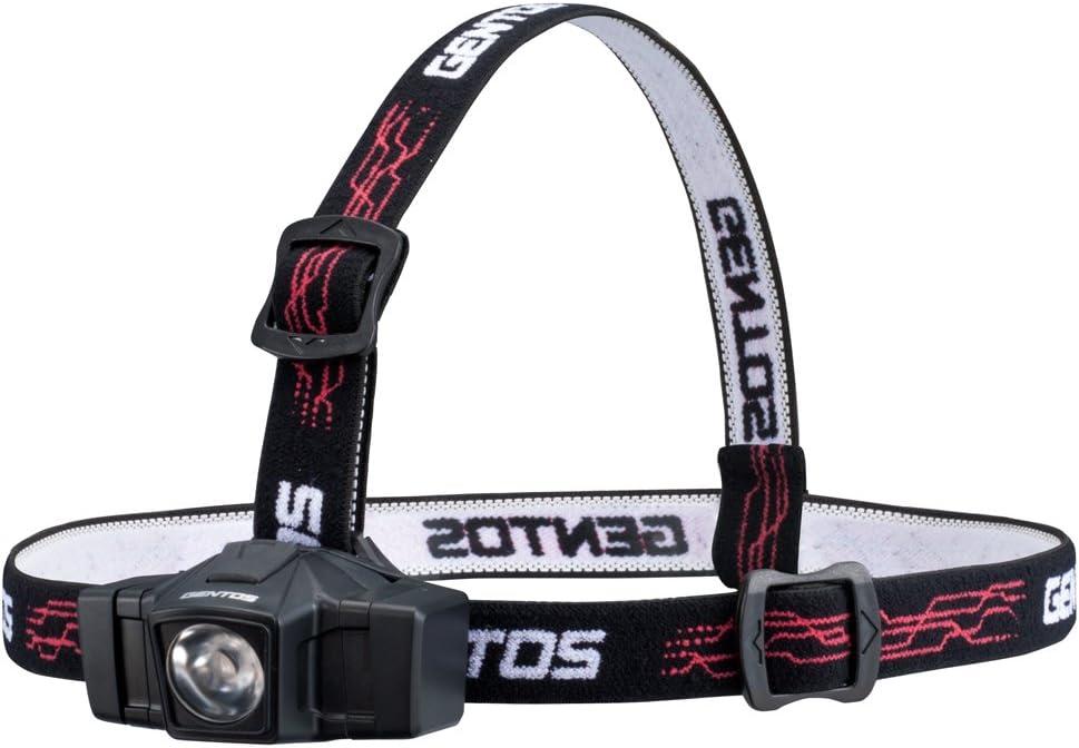 ジェントス LED ヘッドライト GDシリーズ