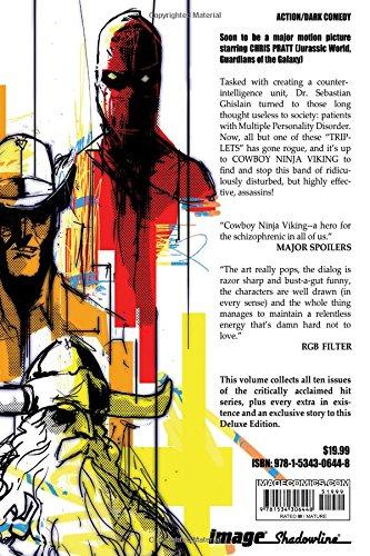 Cowboy Ninja Viking (Shadowline): Amazon.es: Vv.Aa: Libros ...