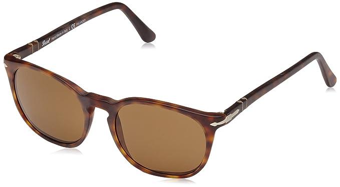 c209551c62 PERSOL Men s PO3007S 102231 (50 Mm) Sunglasses  Amazon.co.uk  Clothing