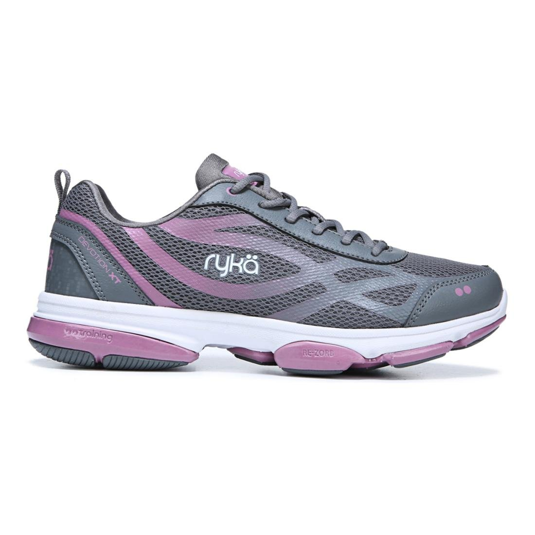 Ryka Women's Devotion B(M) XT Cross Trainer B07DWM7JS3 5 B(M) Devotion US|Slate Grey 87f081
