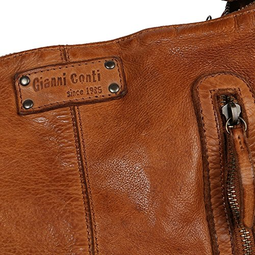 Cognac Bag Conti Bolzano Conti Womens Gianni Grab Bag Womens Bolzano Gianni Grab ASqtF7P
