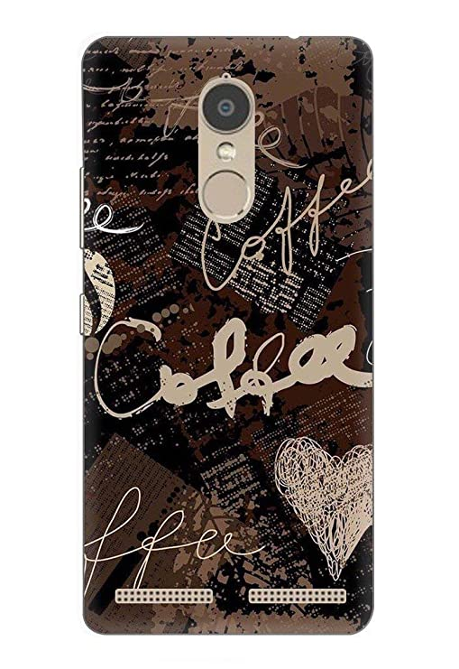 Knotyy DC974 Printed Back Cover for Lenovo K6 Power  Multicolor  Mobile Accessories