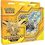Pokemon TCG: Legendary Battle Decks, Zapdos, 60 Card Deck