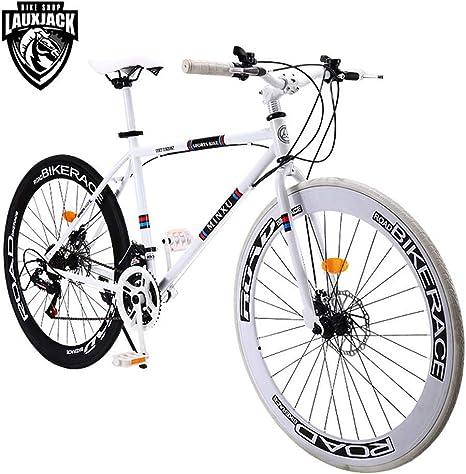 LXDDP Bicicleta montaña, Bicicleta Doble Freno Acero al Aire Libre para niñas, Bicicleta 26 Pulgadas, Velocidad Variable, Fuera del Camino, Doble Choque, Ciclismo Deportivo: Amazon.es: Deportes y aire libre