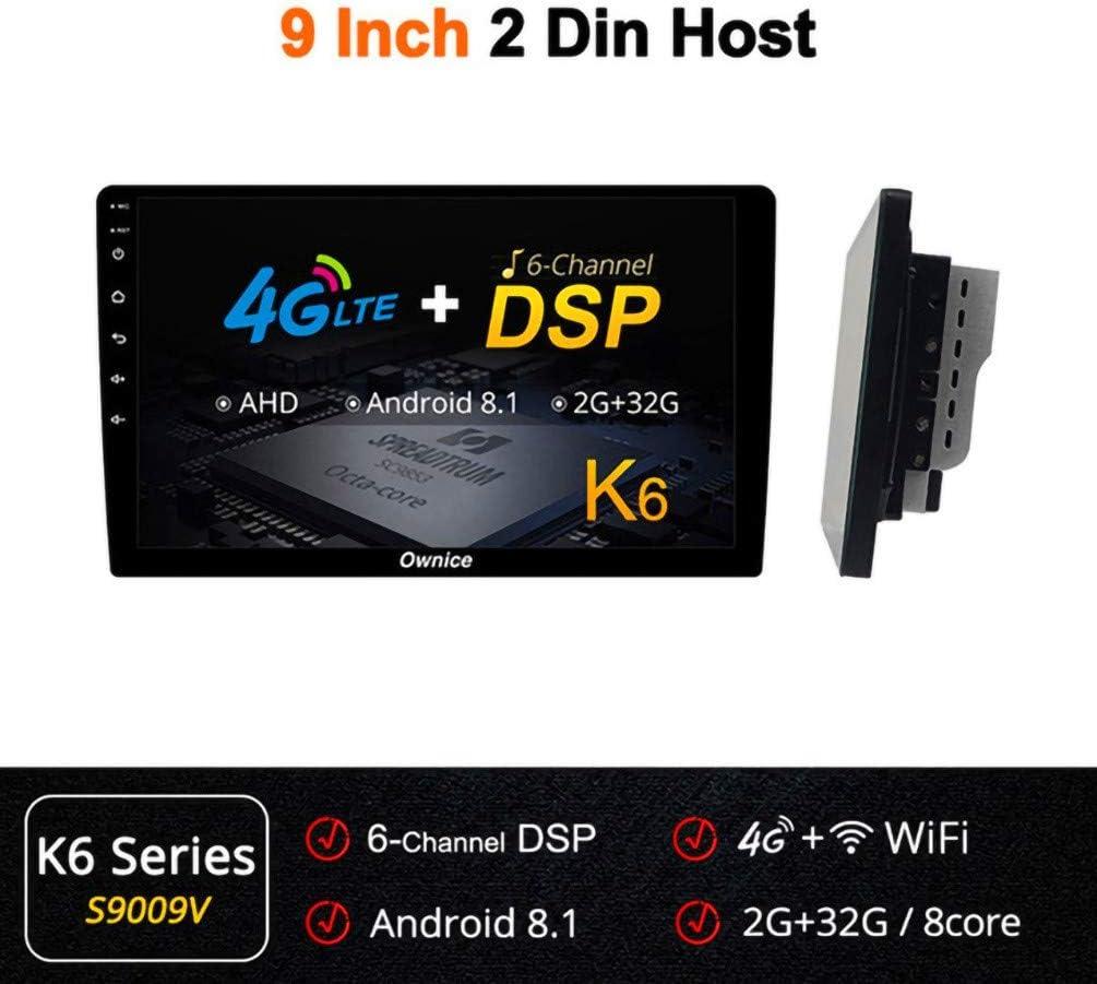 Xmzwd 8 Kern 8 9 10 1 Zoll Android 8 1 Autoradio Selbstvideo Spieler Universalität 2 Lärm Auto Gps Navigation Stütz Wifi Lenkrad Steuerung Voller Touch Screen 2 5d Ips Nano Küche Haushalt