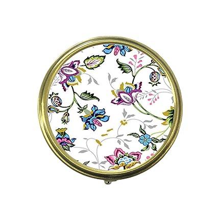 Amazon.com: Cecillia Pretty - Pastillero de bronce con 3 ...