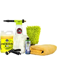 Chemical Guys HOL_302 - Foam Blaster 6 Foam Wash Gun Kit (7 Items)