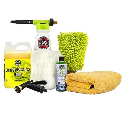 fc2a01a1be70 Amazon.com  Chemical Guys HOL 302 Foam Blaster 6 Foam Wash Gun Kit ...