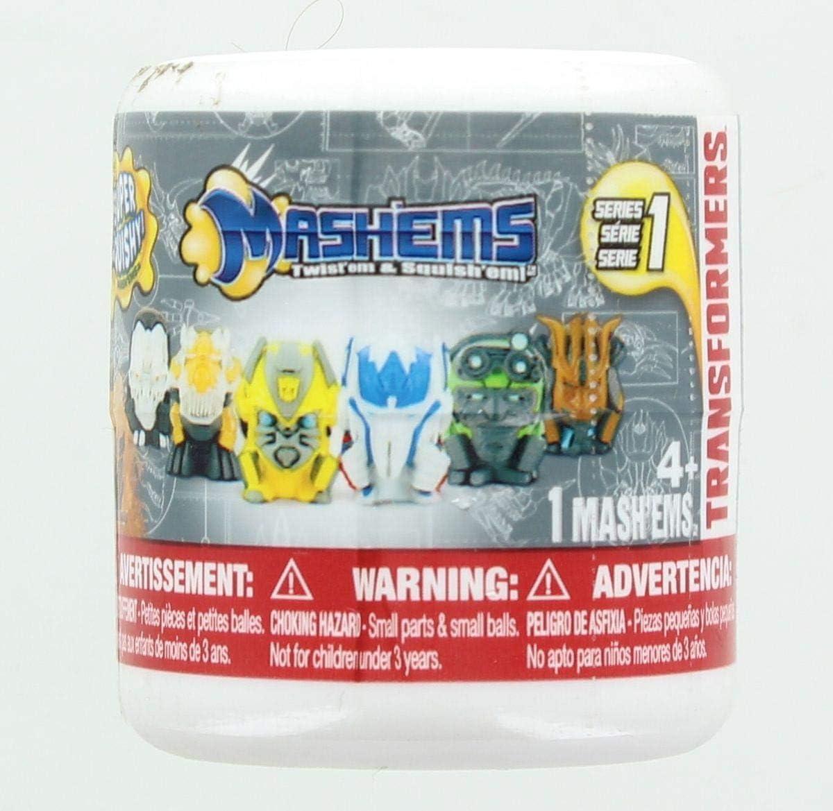 1 Random Mashems Transformers Series 3