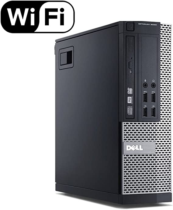 Dell Optiplex 9020 Small Form Business Desktop Tower PC (Intel Quad Core i7 4770