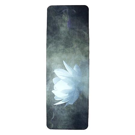 Dauerhafte Yoga LotusEco Matte Premium FriendlyAmazon WHIED29