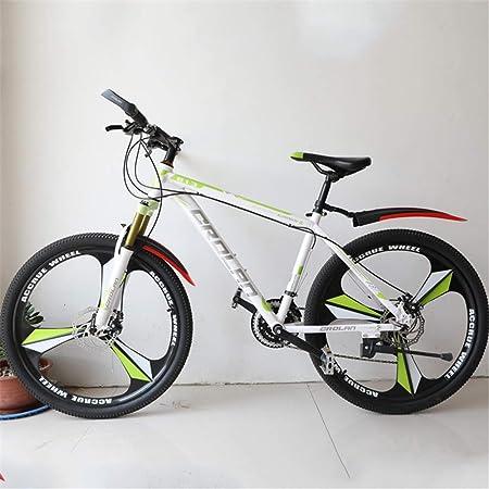 Bici da Trekking e Bicicletta per Bambini Bici da Citt/à Demiawaking Set Parafanghi per Bicicletta Parafango Anteriore e Posteriore per Bici da 20-26 Pollici,MTB