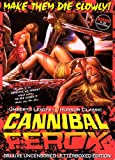 Cannibal Ferox cover.