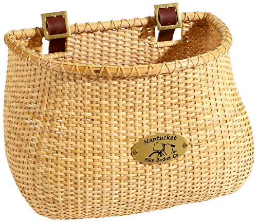 Nantucket Bike Basket Co. Classic Lightship Basket