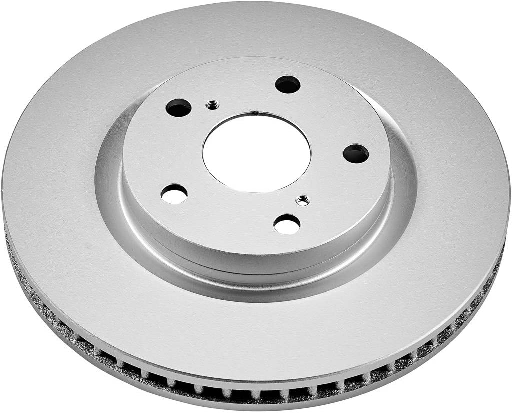 Power Stop JBR1115EVC front Evolution/Genuine Geomet Coated/Brake Rotor