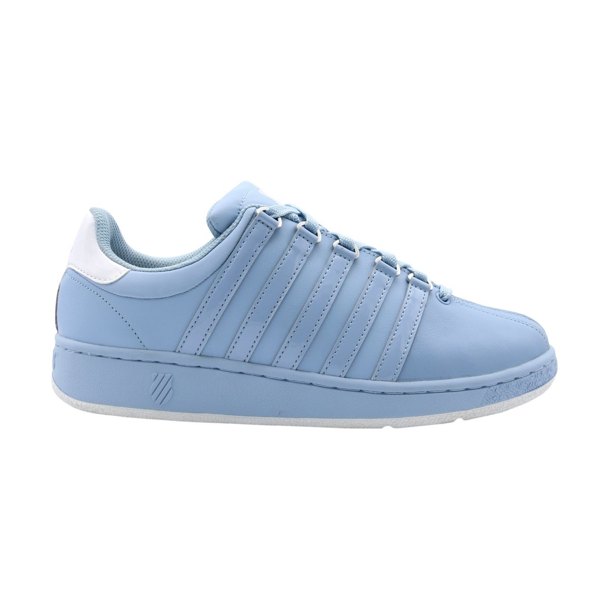 K-Swiss Women's Classic Vn Sneaker B01LYYTUGL 6.5 B(M) US|Dream Blue/White