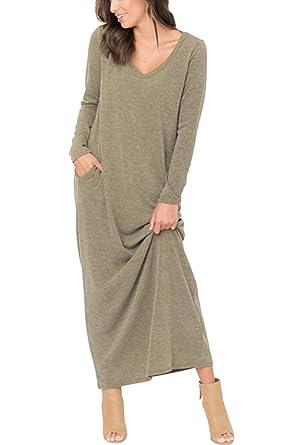 Maxi Sweater Dresses
