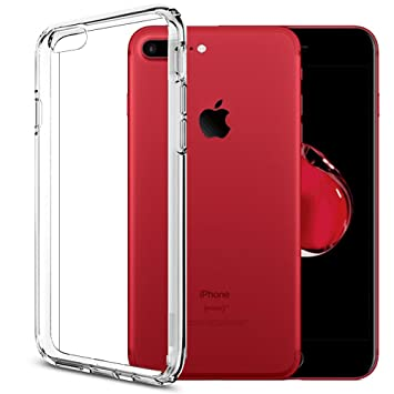 coque iphone 7 anti choc rouge
