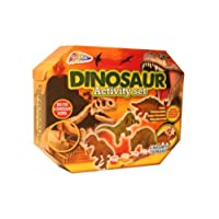 Fun Educational Gift For Boys & Girls - Make & Dig Your Own Dinosaur Activity Set For Ages 7+