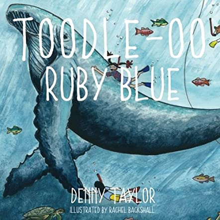 Toodle-oo Ruby Blue!