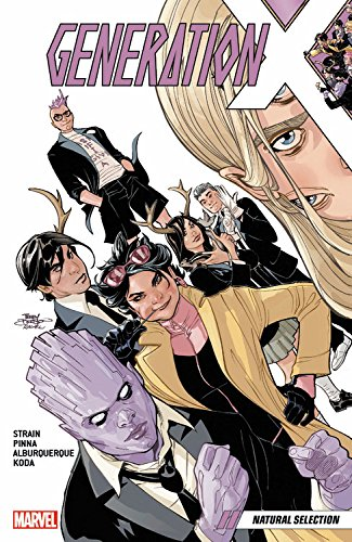 Generation X Vol. 1: Natural - X Women 1