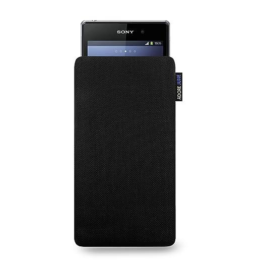 2 opinioni per Adore June- Custodia Classic per Sony Xperia Z1- original Cordura- nero