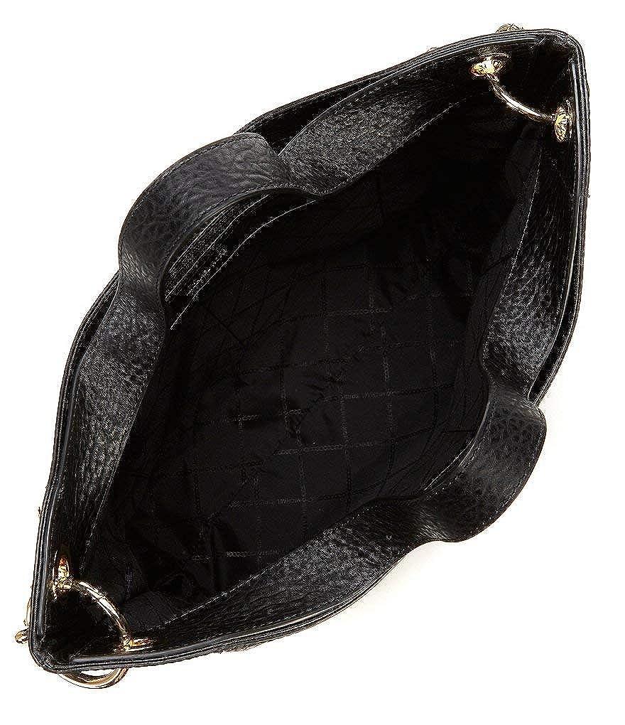 3b4d43c0f81b MICHAEL Michael Kors Uptown Astor Large Shoulder Tote (Black): Handbags:  Amazon.com