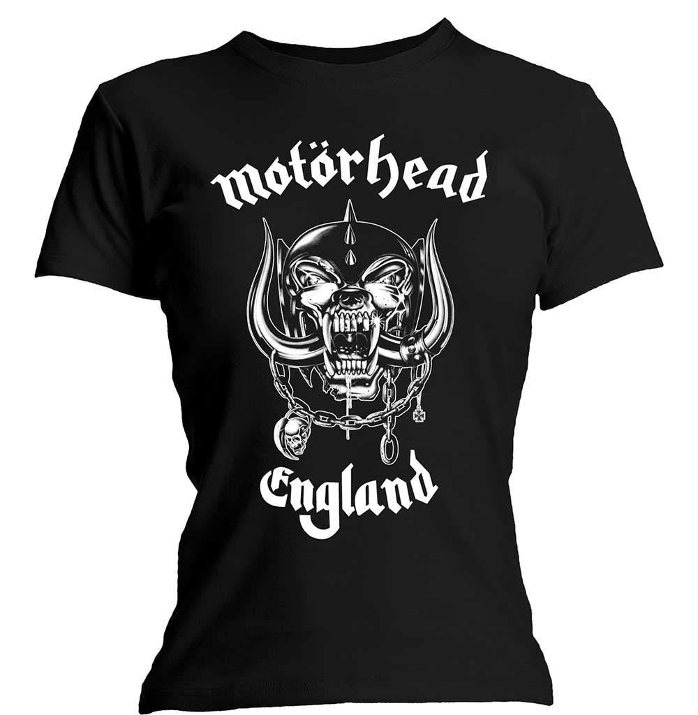 Motorhead England Ted Tshirt