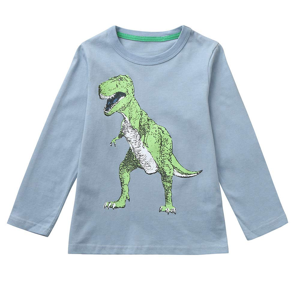 Kinder Langarmshirt Jungen Mä dchen Winter Yanhoo Kindermode Gestrickte Alphabet Dinosaurier Druck Verdickte Warme Plus SAMT Stricken Pullover Bodenbildung Knopf Shirt Sweater Top Pulli Sweatshirt