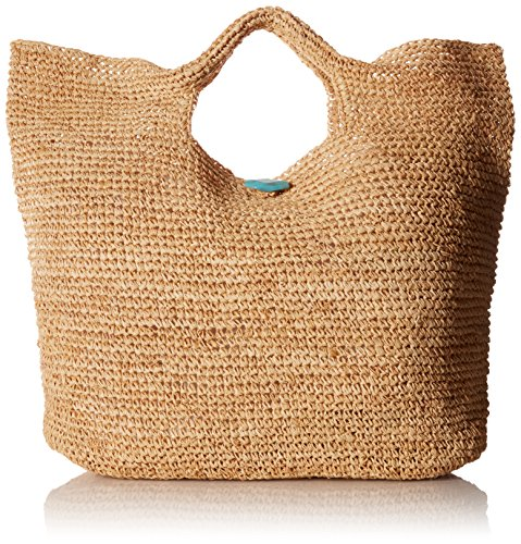 physician-endorsed-womens-tobago-raffia-large-tote-bag-natural-turquoise-one-size