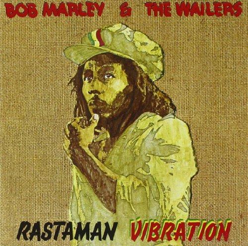 CD : Bob Marley - Rastaman Vibration (Bonus Tracks, Remastered)