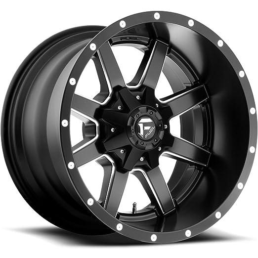 Amazon Com Fuel D538 Maverick 24x12 5x139 75x150 44mm Black