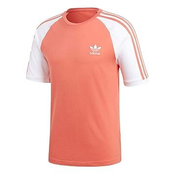 Adidas Cw1204 3-Stripes Camiseta, Hombre: Amazon.es: Deportes y aire libre