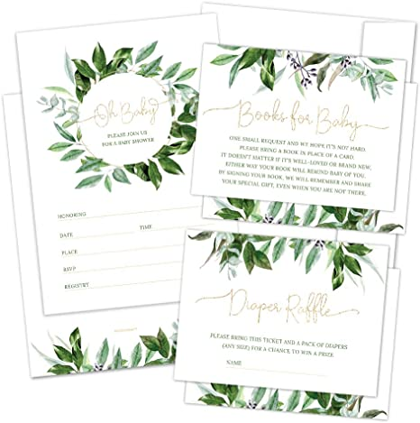 Anne of Green GablesGarden Party Invitations for Wedding Showers Birthdays and Baby Showers